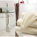 Pima Cotton Towels - Elegence Cream
