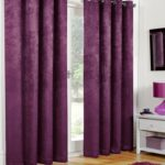 Blackout Curtains - Aubergine