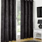 Blackout Curtains - Black