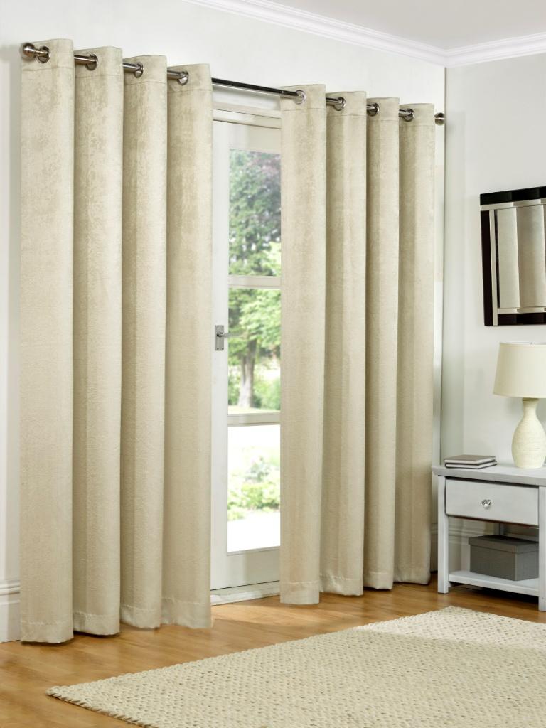 Blackout Curtains - Cream