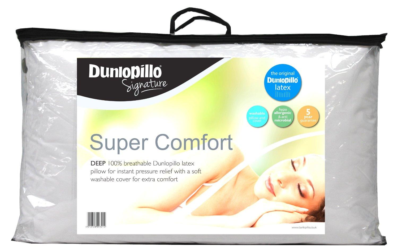 Dunlopillo Super Comfort Latex Pillows Mibed