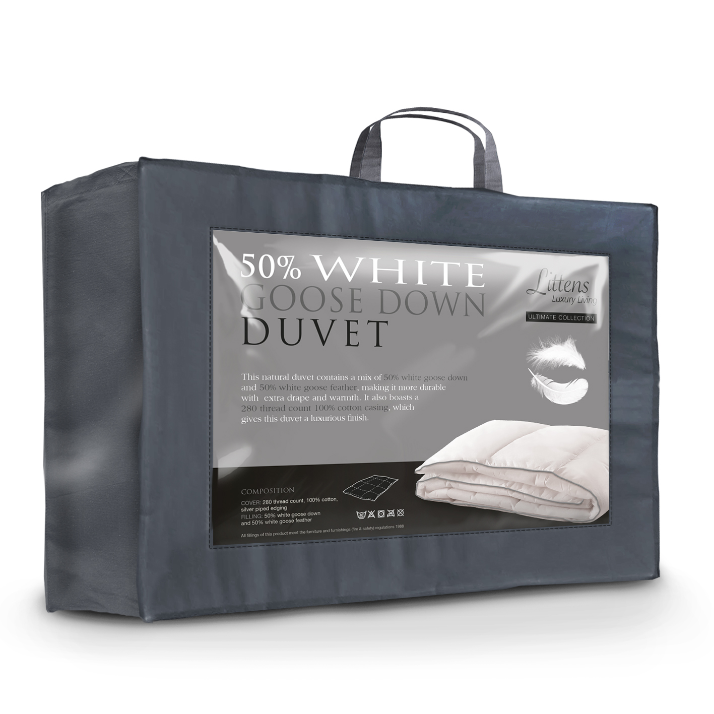 natural snug with duvet goose ultimate filling and shop ballycastle feather down