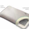 Visco Spring Memory Foam Pillow