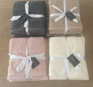 Towel Bales