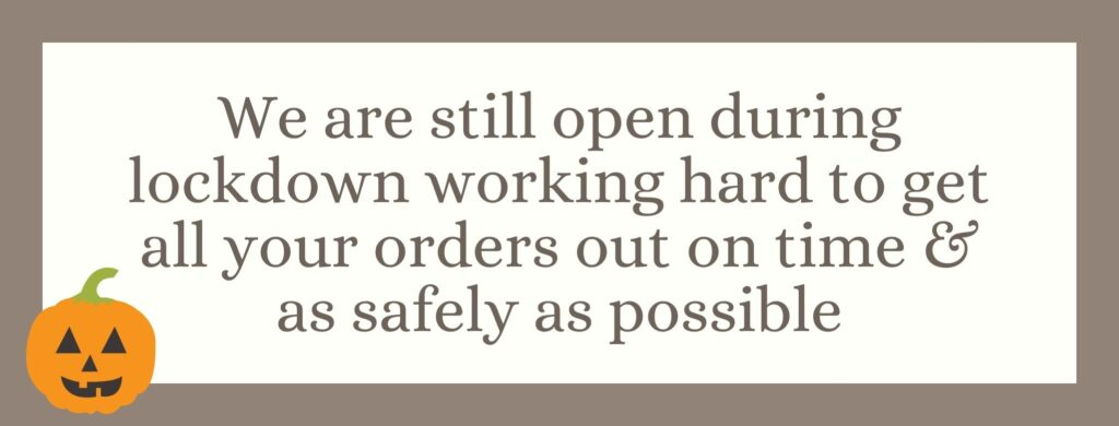 Lockdown Information