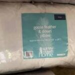 Down Home Goose Feather & Down Pillow