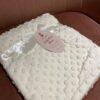 Baby Blanket - Cream