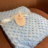Baby Blanket - Blue