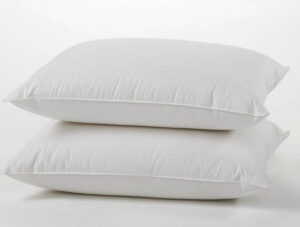 50% Goose Down & Feather Pillow