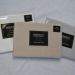 450 Thread Pima Cotton Super King Pillowcase 3 Colours