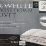 Sleepy Headz 10.5 tog 50% White Goose Down Duvet
