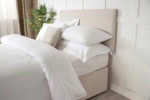 Linen Headboard Wrap
