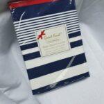 Navy & White Stripe Duvet Cover Set